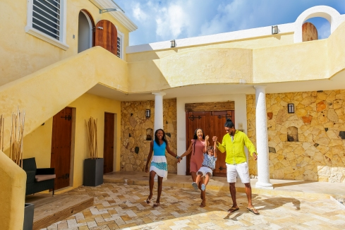 Family Vacation AT Spyglass Hill Villa